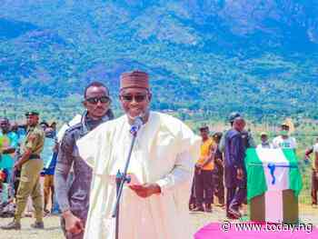 Nigerian government flags off construction of multipurpose dam in Nasarawa