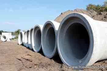 Gemeente stelt gerust na recente wateroverlast: rioleringen ... (Zedelgem) - Het Nieuwsblad