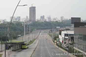 ¡Temporada de lluvias! Alerta amarilla en Bucaramanga - FutbolRed