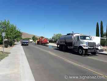 Upcoming Chip Seal Projects in Prescott Valley - Signals AZ