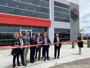 CP Technologies Grand Opening in Prescott - Signals AZ