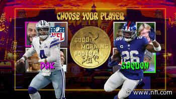 Prescott vs. Barkley: Which player's comeback season is more anticipated? - NFL.com
