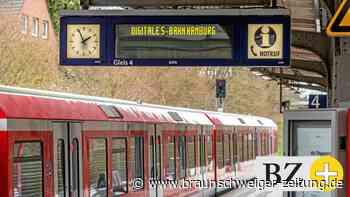 Siemens-Technik aus Braunschweig in automatisierten S-Bahnen