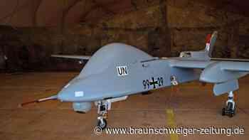 Bundeswehr nicht gegen Angriffe von Kampfdrohnen gerüstet
