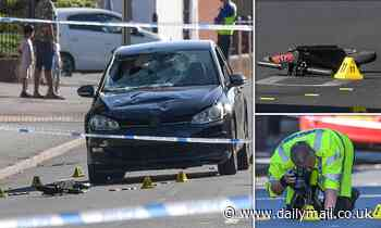 e-Scooter riders suffer serious injuries in crash with VW Golf in Wolverhampton