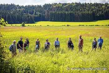 Blumberg: Wiesenmeisterschaft des Naturparks Südschwarzwald: Blumberger Landwirt ausgezeichnet - SÜDKURIER Online