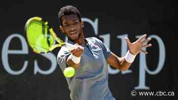 Auger-Aliassime suffers straight-set loss against Cilic in Suttgart Open final