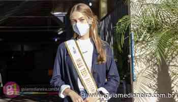 Amanda Avelar Gerhard representará Medianeira no Miss Teen Paraná 2022 - Guia Medianeira