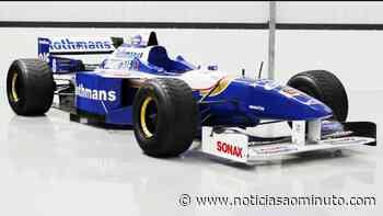 Carro de Villeneuve (que ultrapassou Schumacher no Estoril) está à venda - Notícias ao Minuto