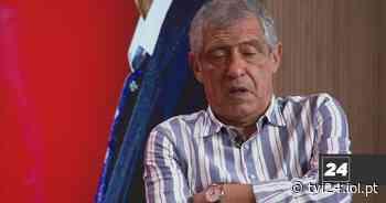 «No Estrela e no Estoril ia para não perder, aqui é que é mesmo para ganhar» - TVI24