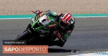 Jonathan Rea repete triunfo na 'despedida' do Mundial de Superbikes do Estoril - SAPO Desporto