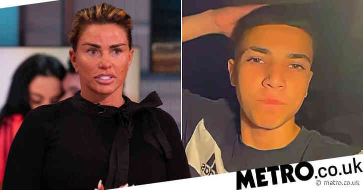 Katie Price and Peter Andre unite to wish son Junior happy 16th birthday: 'Love who you've become'