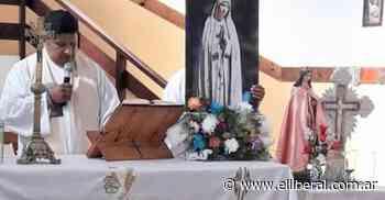 La feligresía honrará mañana a Santa Lucía en su fiesta mensual - Santiago | El Liberal - El Liberal Digital