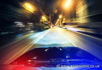 Suspect on dangerous driving charge after car stopped