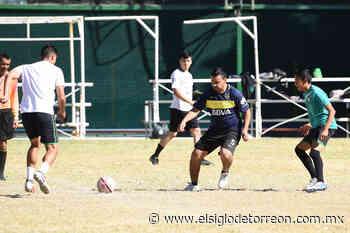 Se reanuda futbol soccer en San Isidro - El Siglo de Torreón