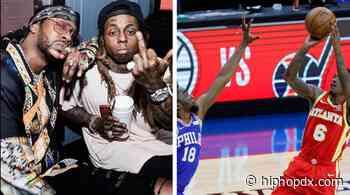 Atlanta Hawks Star Lou Williams Nabs Lil Wayne & 2 Chainz For 'Big Tuh' Single - HipHopDX