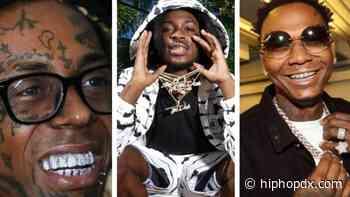 Lil Wayne + Moneybagg Yo Grace LPB Poody's 'Batman (Remix)' - HipHopDX