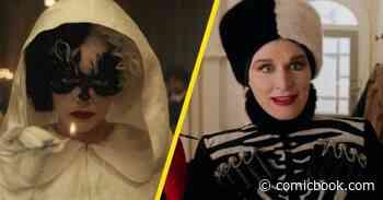 "Cruella: Emma Stone and Emma Thompson Love the Idea of a ""Godfather II-Style"" Sequel with Glenn Close - ComicBook.com"