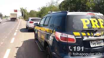 PRF prende mulher por descumprimento de prisão domiciliar em Lajeado - Folha Popular