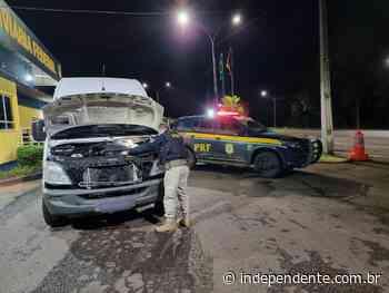 Sprinter roubada no ano passado em Gravataí é recuperada em Lajeado - independente