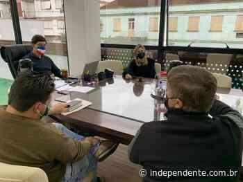 Presidentes das associações de bairros de Lajeado participam do segundo encontro do projeto Prefeitura no Bairro - independente