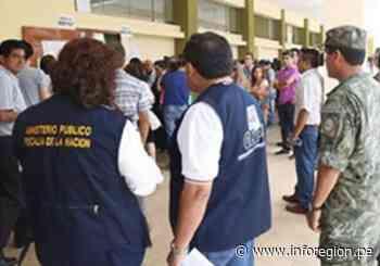 Huánuco: Registraron mínimos incidentes durante la segunda vuelta - INFOREGION