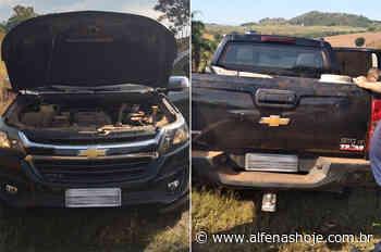 Veículo clonado é apreendido em Alfenas - ALFENAS HOJE - Alfenas Hoje