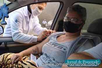 Drive-thru de vacinação atinge meta - Jornal de Pomerode