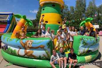 Bubbelfestival vervangt met succes klassiek schoolfeest