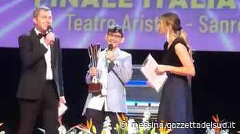 Da Milazzo a Sanremo Junior, ecco Davide Patti: voce che incanta e piedi per terra - Gazzetta del Sud - Edizione Messina