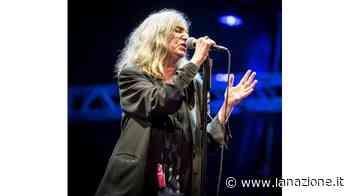 Patti Smith in concerto al Gran Teatro Puccini - LA NAZIONE