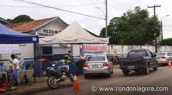 Mulheres fecham quartéis em Porto Velho, Jaru e Ji-Paraná; Comando da PM garante policiamento - Jornal Rondoniagora