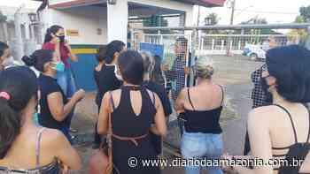 Familiares de PMs fecham quartel por tempo indeterminado em Jaru - Diário da Amazônia