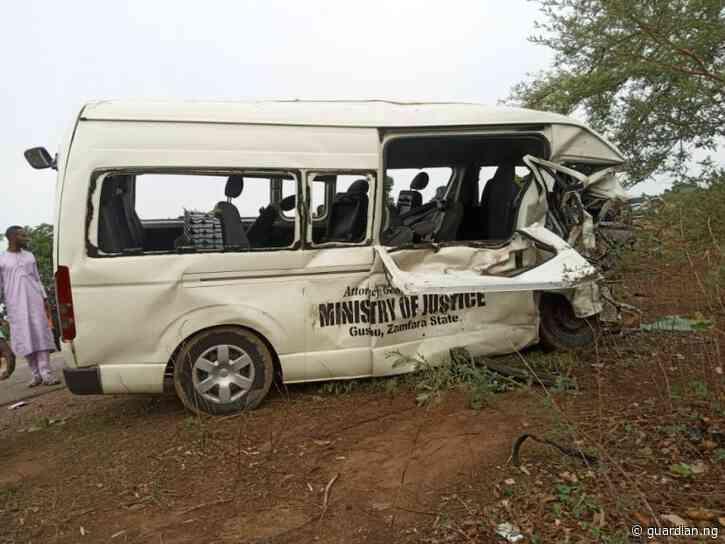 6 killed, 10 others injured in Bauchi road crash – FRSC - Guardian Nigeria