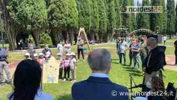 Inaugurato a Monfalcone un Parco inclusivo realizzato assieme all'Unione italiana lotta alla distrofia muscolare - Nordest24.it