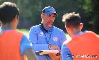 Kevin Alegre será el árbitro del partido del Celeste en Villa Lynch - Diario El Dia