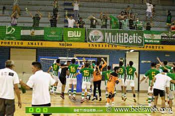 ¡Somos de segunda! Crónica (5-2) Real Betis Futsal B – Imperial CD - Betisweb