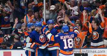 For the Islanders, the Good Times Really Are Here Again
