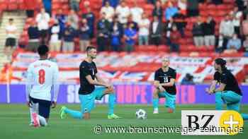 Live! England setzt Kroatien mächtig unter Druck