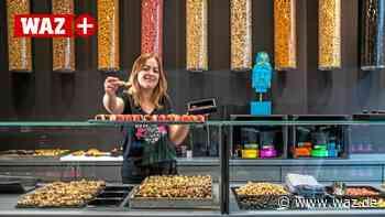 Mode für den Magen: Europas erste Popcorn-Boutique eröffnet - Westdeutsche Allgemeine Zeitung