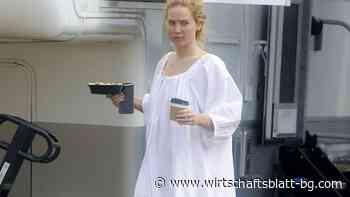 Ist das ein Mode-Fauxpas? Jennifer Lawrence ist in ein Nachthemd gekleidet. - Bulgarisches Wirtschaftsblatt