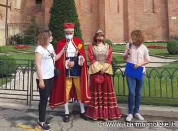 Carmagnola e il suo peperone in onda su Telecupole - Il carmagnolese
