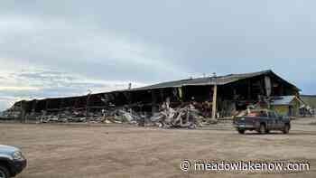 City of Meadow Lake addresses plans surrounding Meadow Lake & District Arena fire - meadowlakeNOW