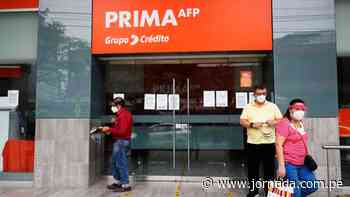 Exministro de Economía recomienda evaluar retiro de AFP - Jornada