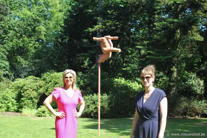 Na vijftien edities eindelijk een vrouw als curator van Beeldig Hof ter Saksen<BR />