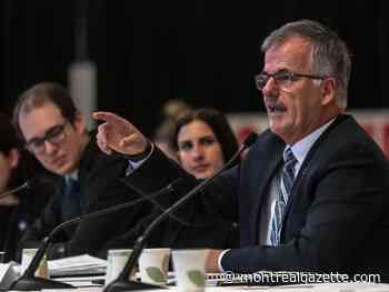 """UPAC apologizes for """"unjustified"""" 2017 arrest of Laval MNA Guy Ouellette - Montreal Gazette"""