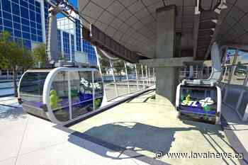 Laval's surface tram project recalls abandoned 'elevated' tram plan - Laval News
