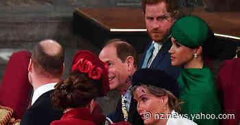 Prince Edward addresses royal rift with Harry and Meghan: 'Very sad' - Yahoo News NZ