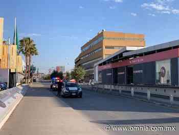 Dejan narcomanta supuestamente contra el gobernador en la estación Deza y Ulloa - Omnia