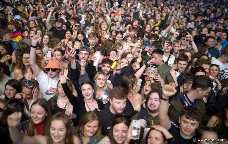 """Delay in lockdown easing could """"irreversibly damage"""" the UK live music industry"""